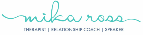Mika Ross - Therapist | Relationship Coach